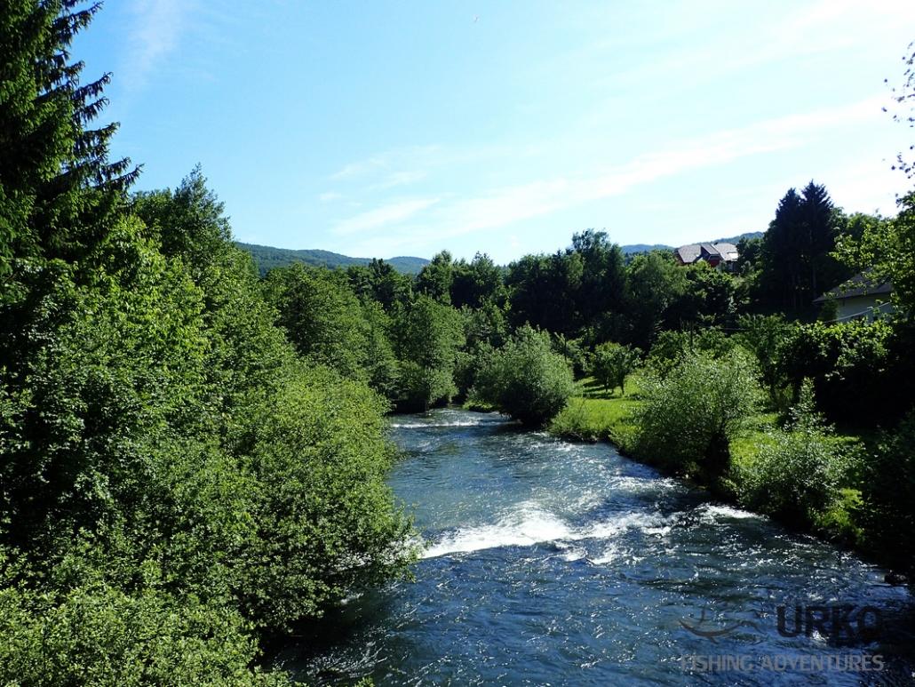 Krka Slowenien