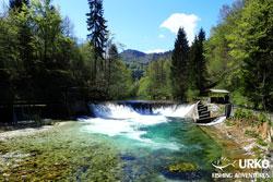 Radovna slowenien