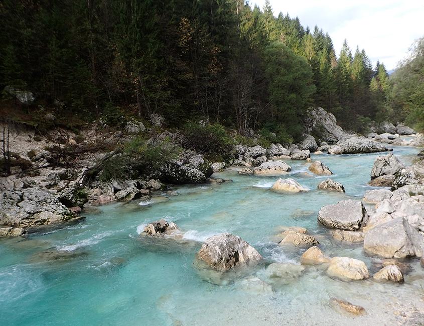 Weltweitw Reiseziele - Slowenien