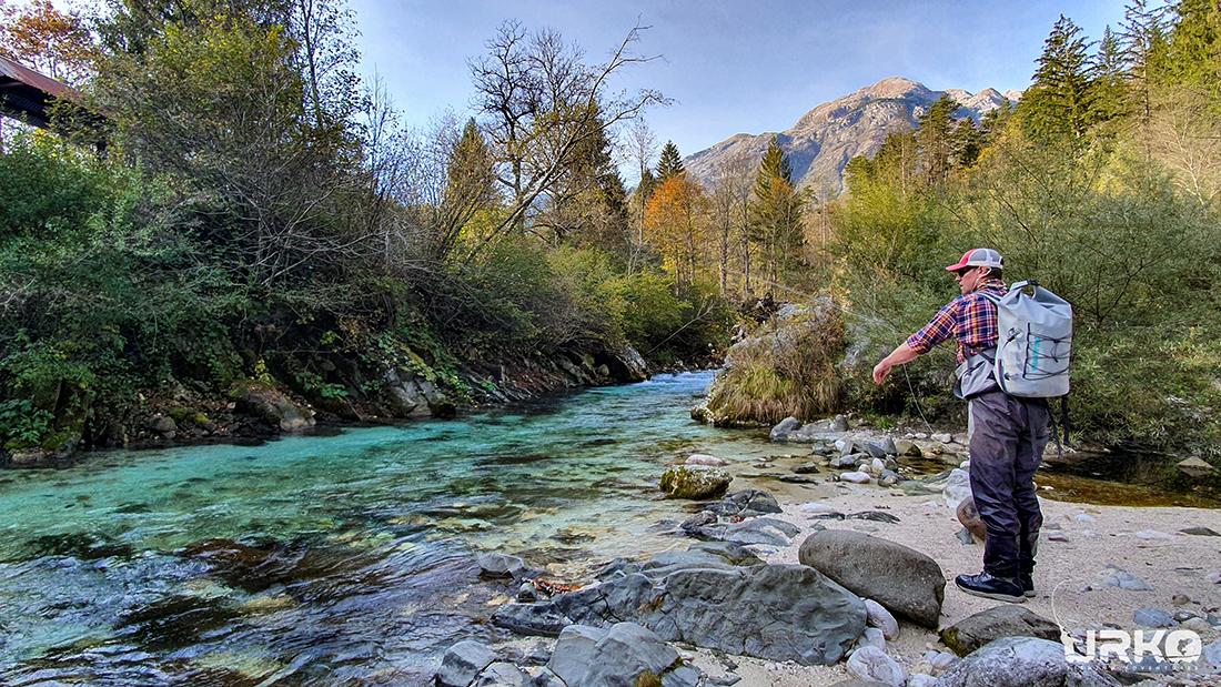 Koritnica Slowenien